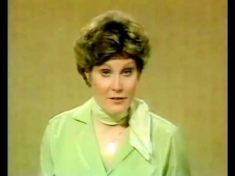 Nine o'clock News in/out 1979 - Angela Rippon