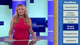 "Kim komando – ""america's digital goddess"" is one of america's most successful radio hosts and web entrepreneurs - a trusted guide to millions. every we..."