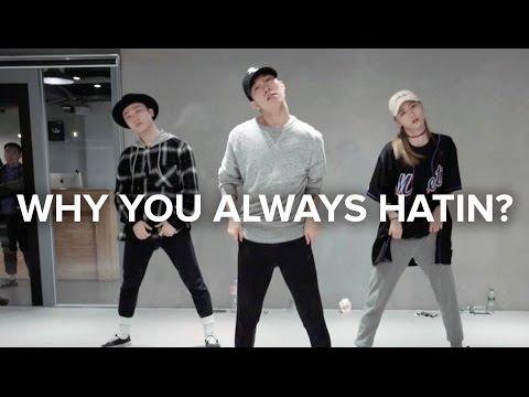 Why You Always Hatin? - YG ft. Drake, Kamaiyah /...