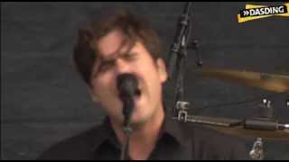 Jimmy Eat World - I Will Steal You Back/Appreciation/The Sweetness Live at Southside Festival 2013