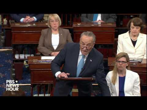 Senate Minority Leader Schumer calls for special prosecutor on Russia