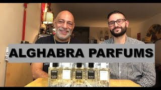 Alghabra Parfums House Overview with Redolessence