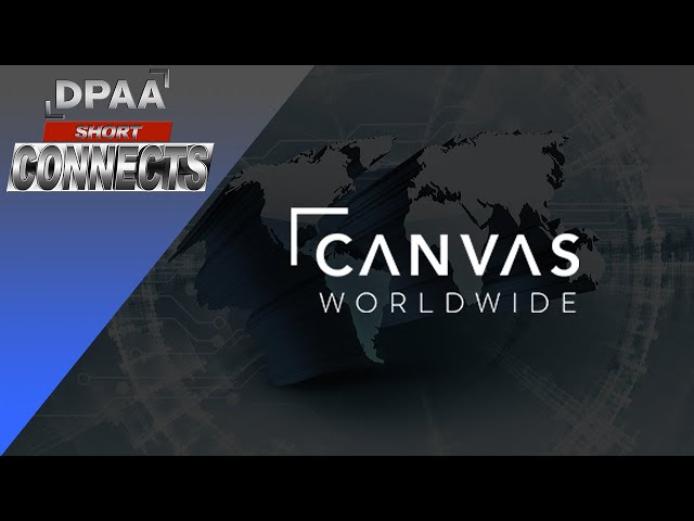 DPAA: Short Connects - Paul Woolmington, CEO, Canvas WorldWide