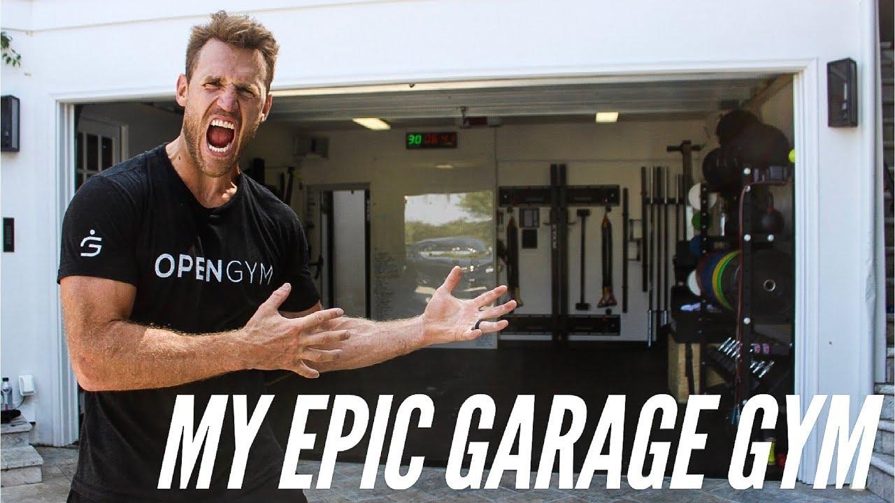 Leveling garage gym platform album on imgur