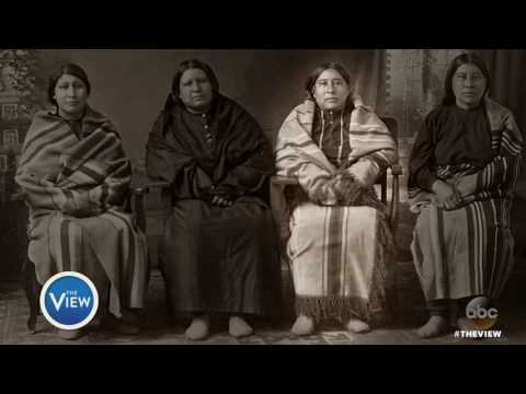 Author David Grann On Tragic Story Of The Osage Indians | The View