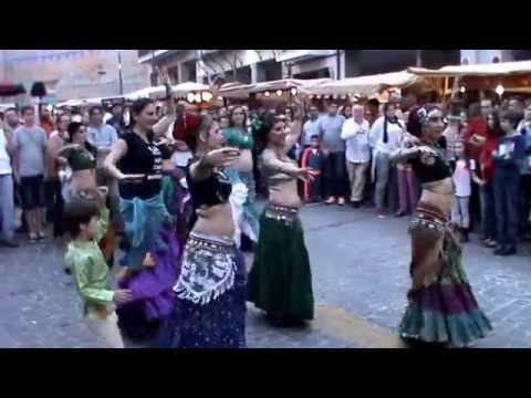 ATS®  Flash Mob WorldWide 2015 Valencia- Sagunto (Spain)