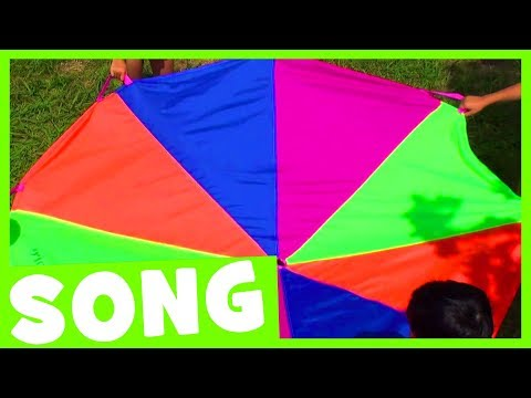 The Parachute Dance Song | Maple Leaf Learning