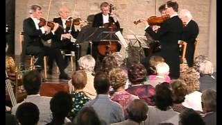 The Smetana Quartet - Antonin Dvorak string sextet in A Major, Op. 48