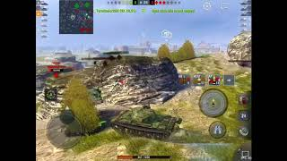 WoT Blitz Game Play - Type 62