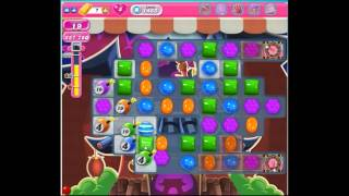Candy Crush Saga Level 1485 No Boosters