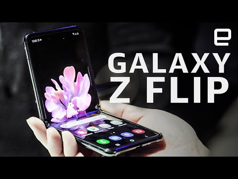 Samsung Galaxy Z Flip Hands-on: Razr who?