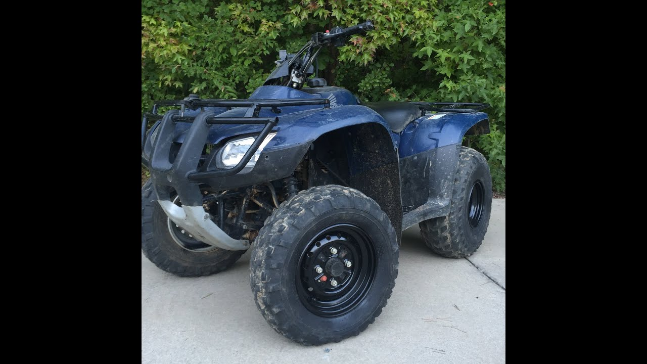 Four Wheeler With Rims: How To Paint Four Wheeler Wheels