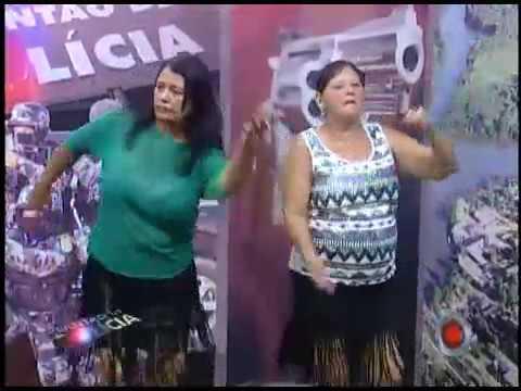 PLAYBOY DO BONÉ - Chikungunya e a Zika- ( com as bailarinas Playbetes).