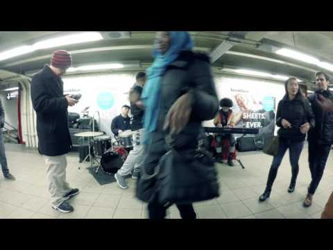 #NYC Jazz Underground,  At Union Square Music Underground Series