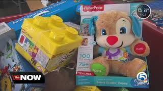 Toys for Tots donations falling short
