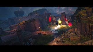 Guild Wars 2: Heart of Thorns Release Date Trailer