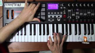 Darude - Sandstorm (Live Keyboard Playing Remix)