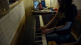 Pink Floyd - Wish You Were Here    Vkgoeswild piano cover (updated old version)