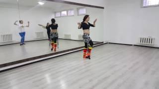 Урок восточного танца: разрабатываем руки