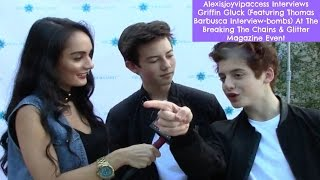 Middle School Worst Years Of My Life Griffin Gluck Interview Ft Thomas Barbusca - Alexisjoyvipaccess