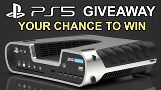 PS5 | The Playstation 5 GIVEAWAY | I WILL Be Giving A PS5 Away When It's Released | PS5 News