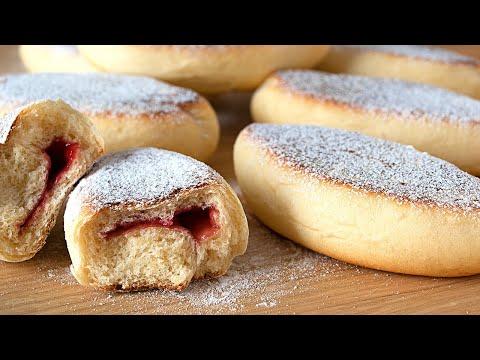 Pan dulce ESPONJOSO sin horno - Recetas de panes y bollos