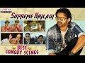 Supreme Khiladi Best Comedy Scenes | South Indian Dubbed Movies | Sai Dharam Tej | Rashi Khanna