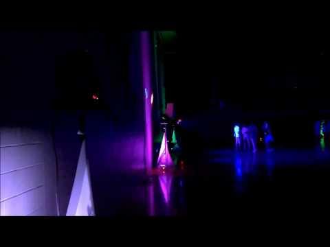 Black Light Party at The Alvirne High School Dance 2017 Hudson NH