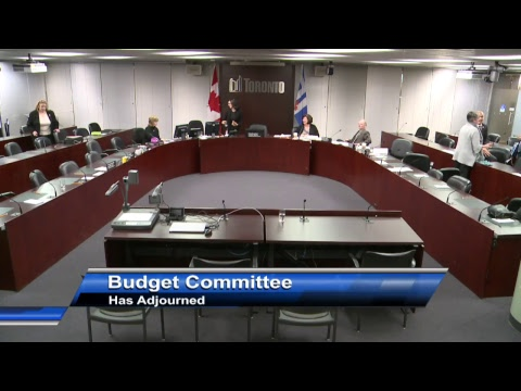 Budget Committee - December 14, 2017 - Part 2