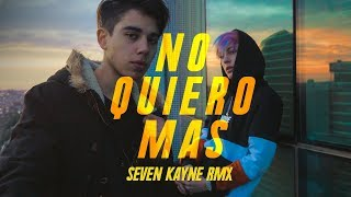 Luck Ra, Seven Kayne - No Quiero Mas (Remix) (Dir. by @Rafaarganaraz)
