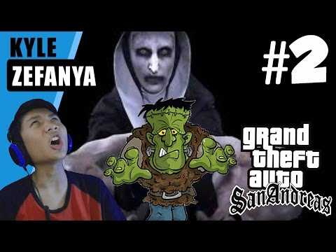 KENCING DI CELANA [?] – Grand Theft Auto Extreme Indonesia (DYOM#67)