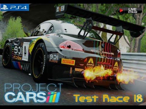 Project CARS - Test Race 18 - Dubai Autod. International - GT3 Class - Mira77_OA