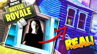 Top 5 SCARIEST FORTNITE MYTHS That Might Actually Be REAL Fortnite Battle Royal