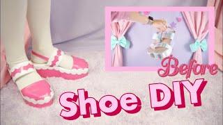 DIY Shoe Renovation ??? How to…