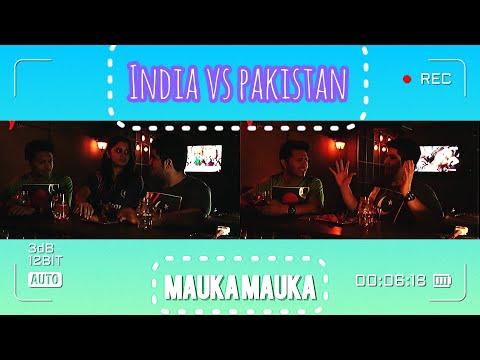 INDIA VS. PAKISTAN | INDIA VS BANGLADESH | MAUKA MAUKA CT 2017 | WHO WILL WIN?