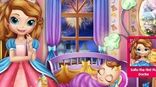 Принцесса София Игры—Маленькая сестренка Софии Тори—Онлайн Видео Игры Для Детей Мультфильм 2015