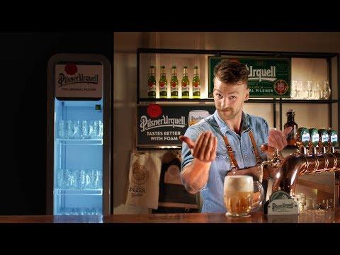 Pilsner Urquell - Vino în Digital Bar!