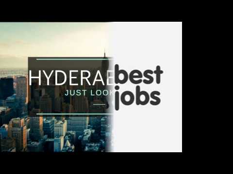 HYDERABAD JOBS | PART-TIME/FULLTIME | DON,T MISS IT