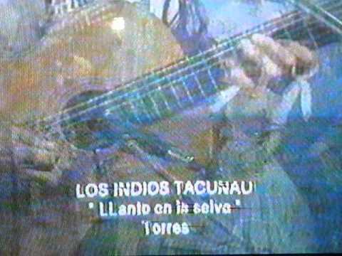 Los Indios Tacunau - Musica Ciudadana