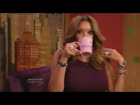 Wendy Williams - Funny + Shady moments (part 14)