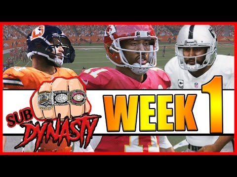 FART GATE! HE'S GETTING FINED! - Sub Dynasty Ep.3 | Madden 17 Connected Franchise