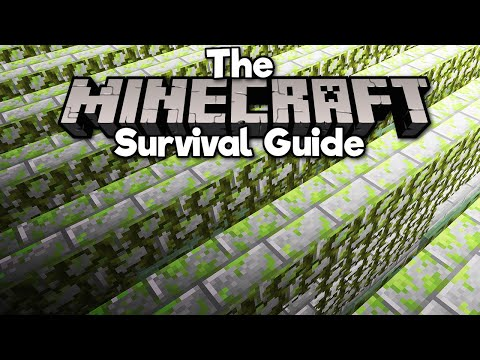 An Automatic Vine Farm! ▫ The Minecraft Survival Guide (Tutorial Lets Play) [Part 354]
