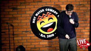 Sam Wilkinson | LIVE at Hot Water Comedy Club
