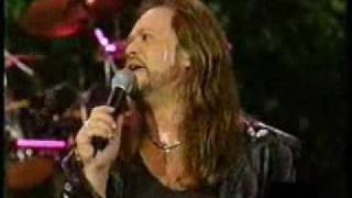 Travis Tritt - Back Against The Wall (live)