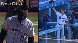 6/25/17 MLB.com FastCast: Dodgers streak hits 10