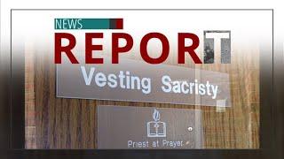 Catholic — News Report — Showdown in the Sacristy