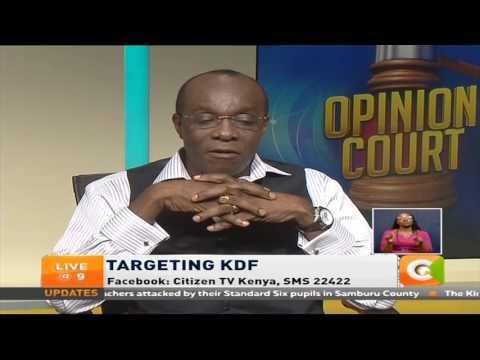 Opinion Court: Battle Over Ballots