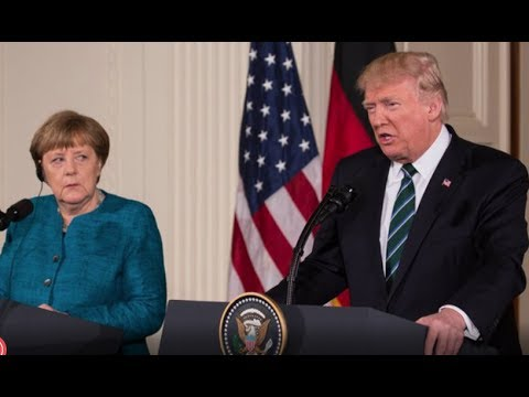 Thumbnail: SURRENDER! ANGELA MERKEL JUST CAVED TO PRESIDENT TRUMP AND IT'S GLORIOUS!