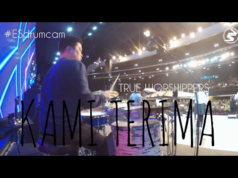 Echa Soemantri - Kami Terima (True Worshippers) #ESdrumcam