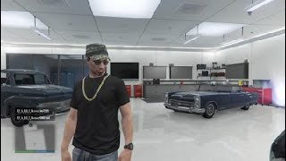 Grand Theft Auto V garage tour PART 3